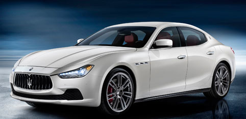 Maserati Gibli