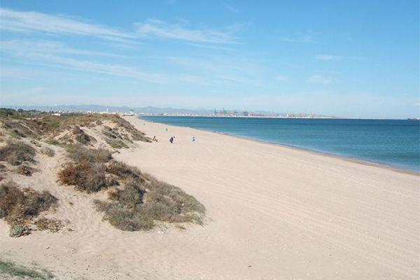 El Saler Strand