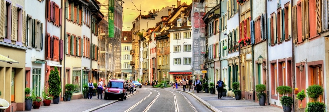 Basel street