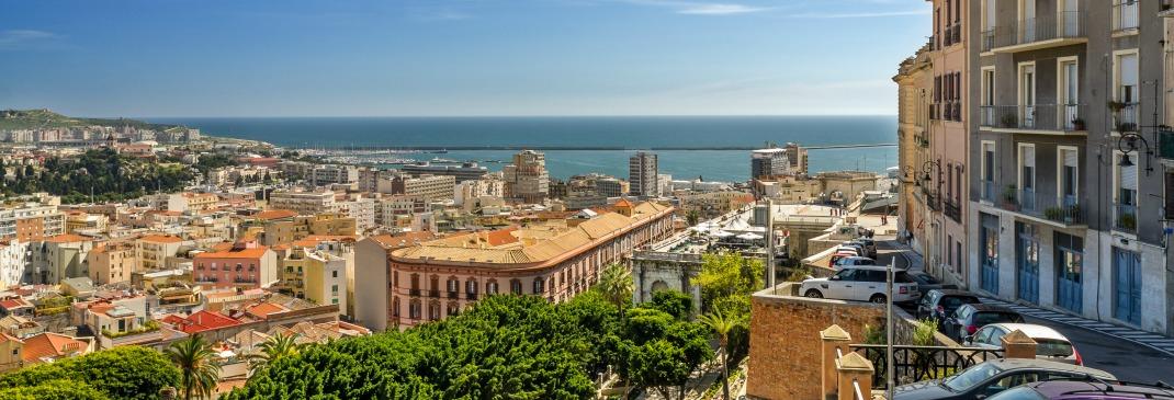 Car Hire in Cagliari from £14 per day - Hertz Car Rental