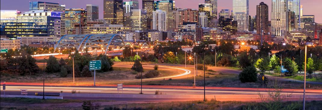 Guidare a Denver e dintorni