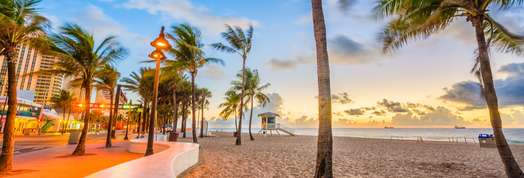 Guidare a Fort Lauderdale e dintorni