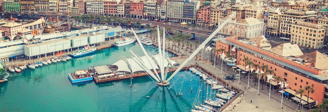 Car Rental In Genoa Hertz