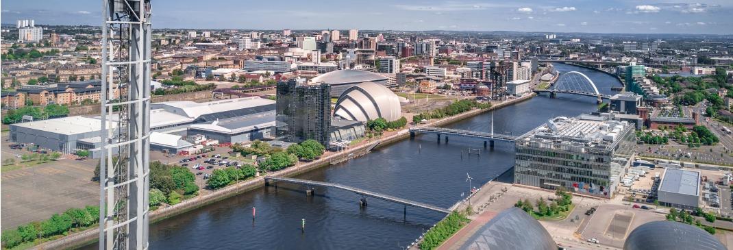 Guidare a Glasgow e dintorni