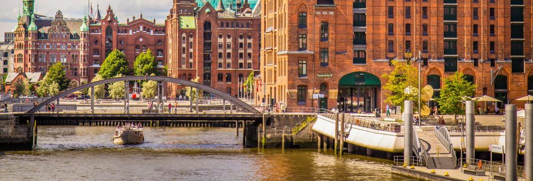 Guidare ad Amburgo e dintorni