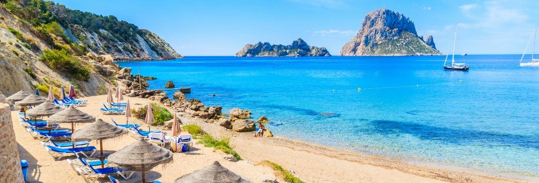 Verkeer in Ibiza en omgeving
