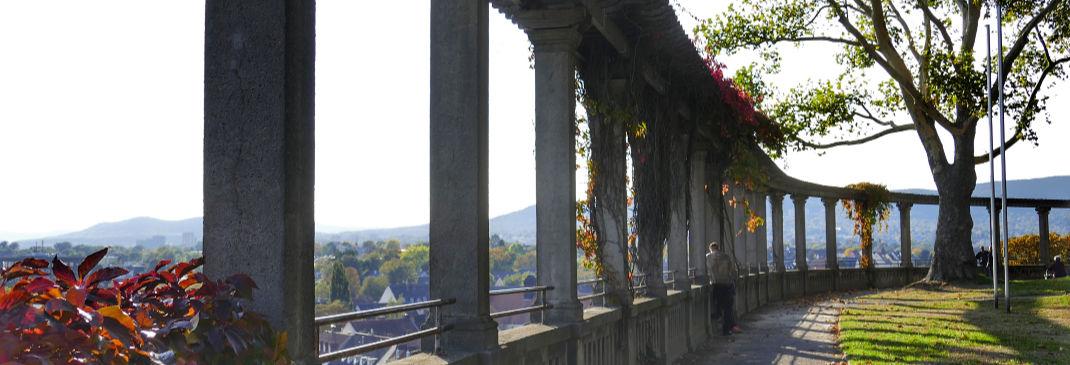Brücke in Kassel, Hessen