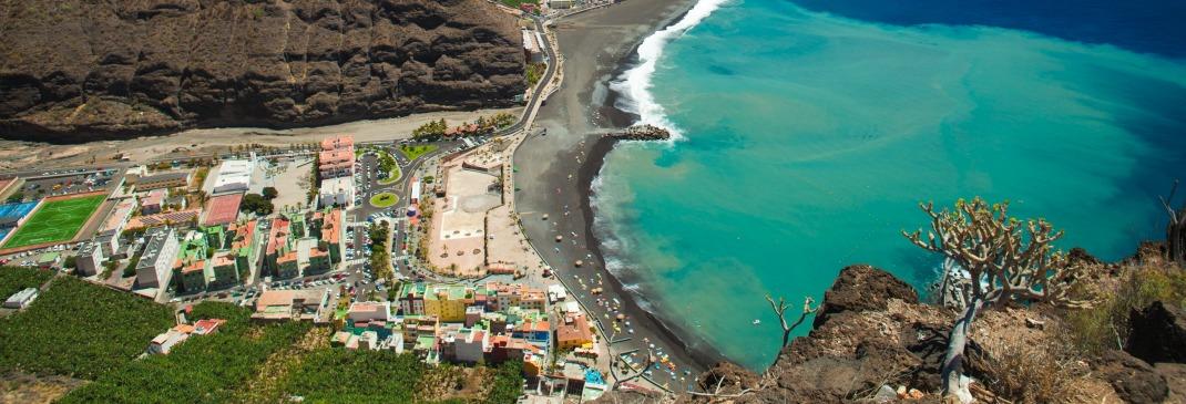 De hoogtepunten van La Palma