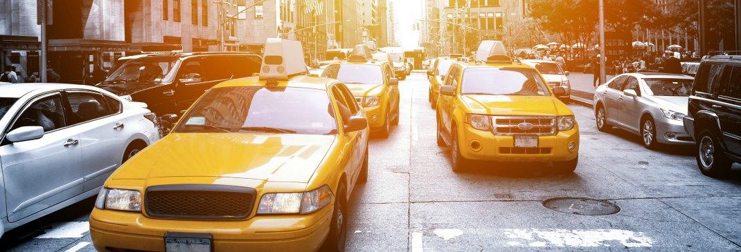 Guidare a Manhattan e dintorni