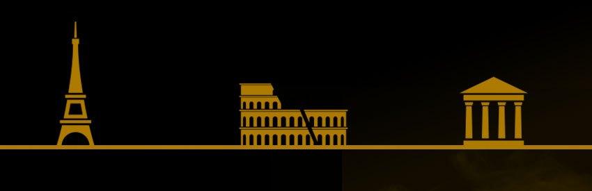 Parti alla scoperta delle più famose destinazioni europee e vinci con Hertz! banner