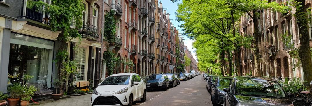 Verkeer in Amsterdam en omgeving