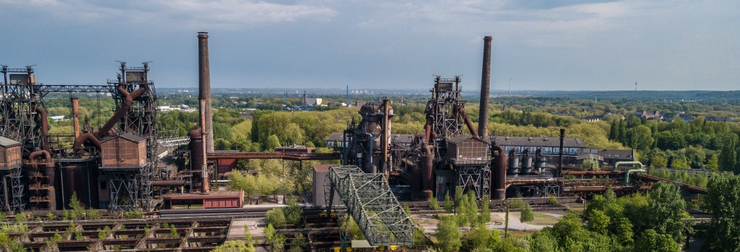 Industrie in Duisburg