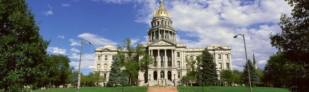 Colorado State Capitol in Denver