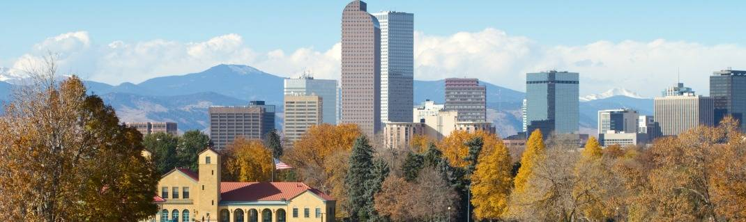 Herbst in Denver, Colorado