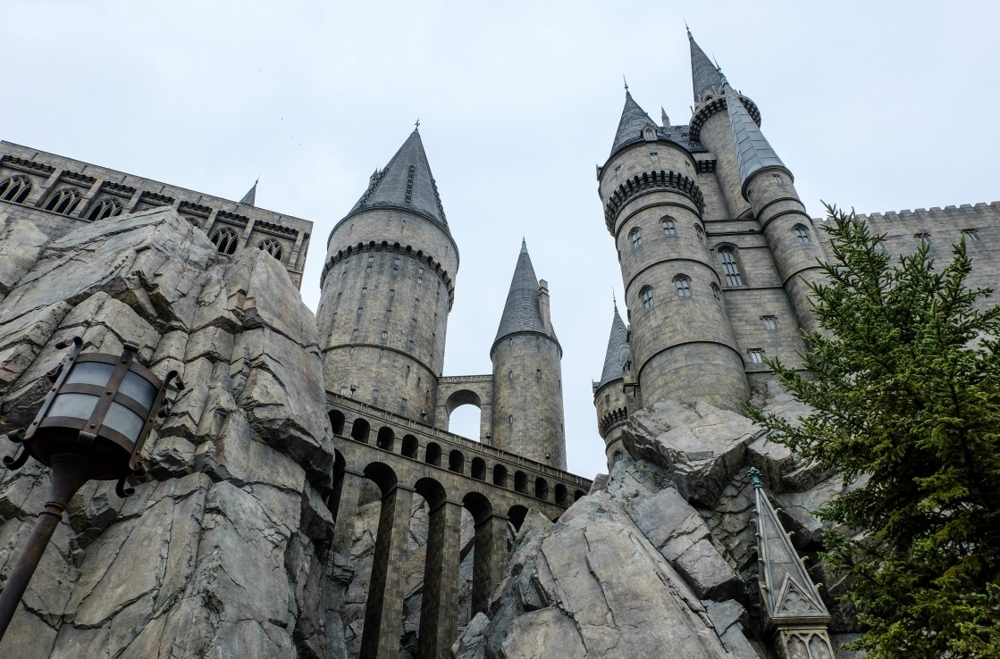 Harry Potter Wizarding World in Orlando, Florida