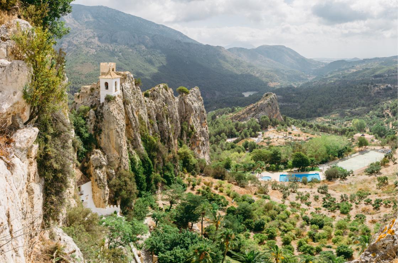 Los 5 Mejores Viajes De Un Día Desde Alicante