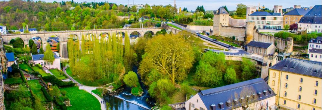 Verkeer in Luxemburg en omgeving