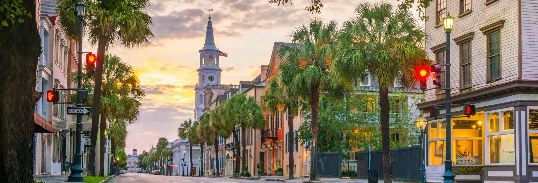 Una rápida guía de Charleston