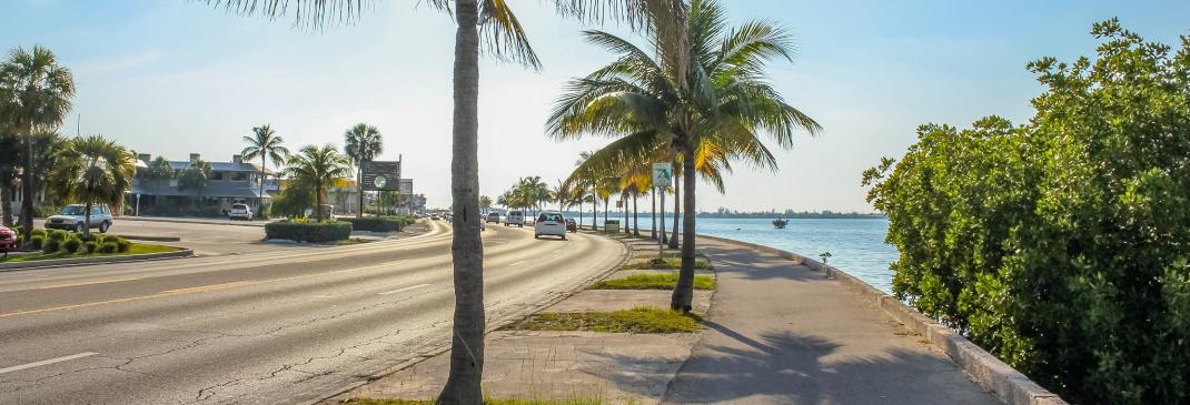 Verkeer in Florida en omgeving