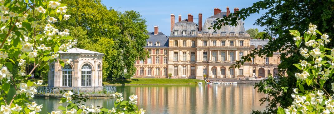 Conduire à Fontainebleau et alentours