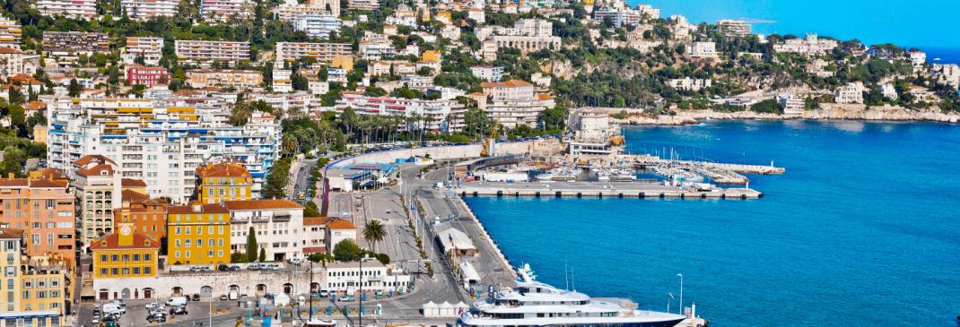 Guide touristique de Nice