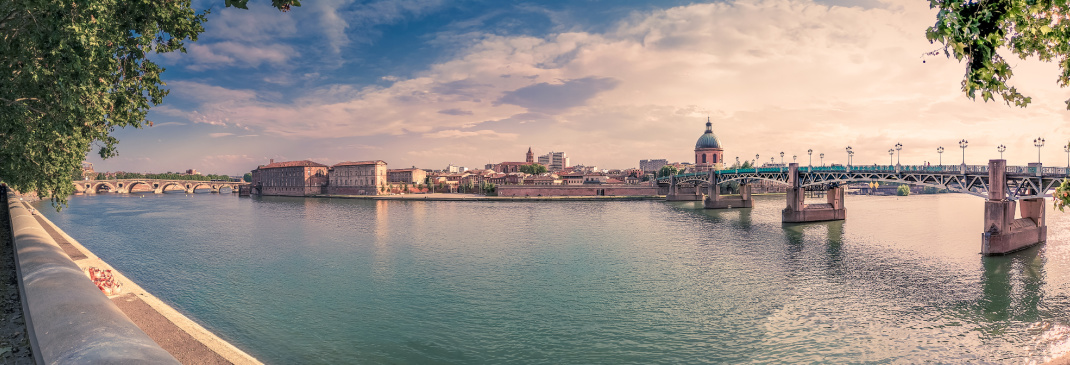 Conduire à Toulouse et dans les environs