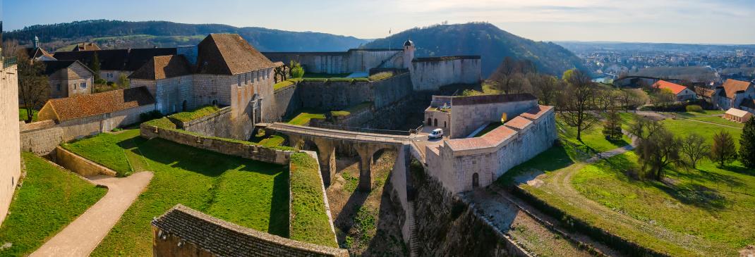 Guide touristique de Besançon