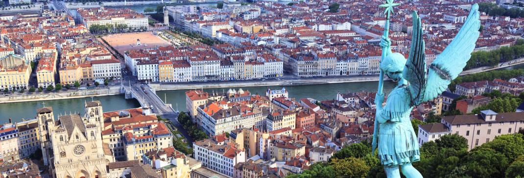 Guide touristique de Lyon