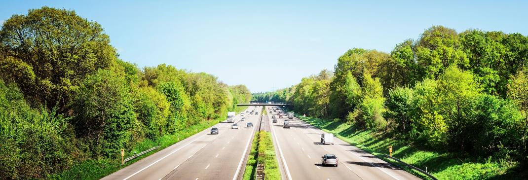 Verkeer in Duitsland en omgeving