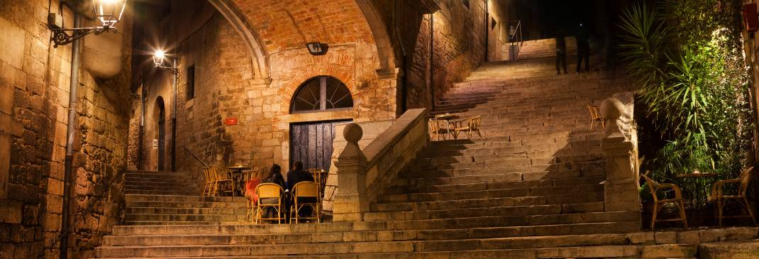 Conducir por Girona y alrededores