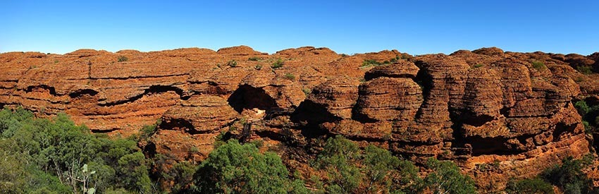 Best day trips from Alice Springs in a car rental banner
