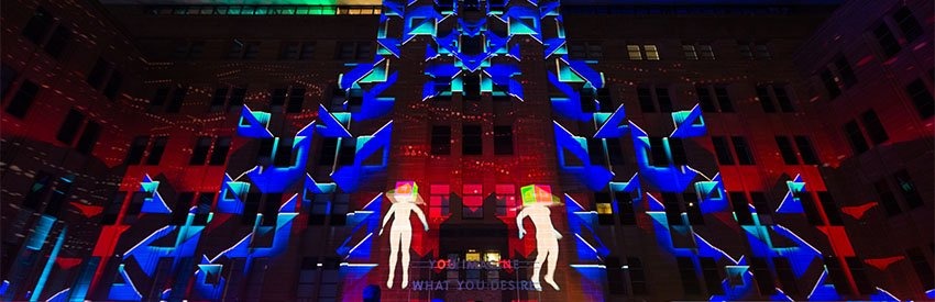 Your Guide to Exploring the Vivid Sydney Festival with Hertz banner