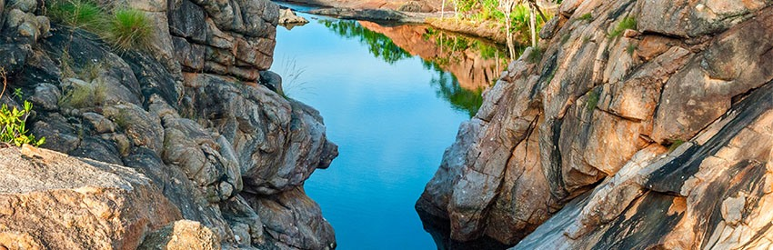 Enjoy wilderness with a car hire in Darwin banner