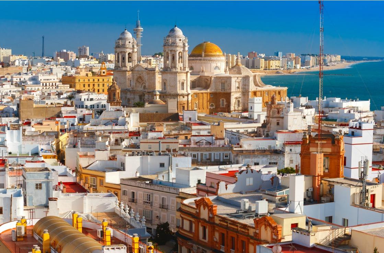 Cadiz cierra perimetralmente tres municipios