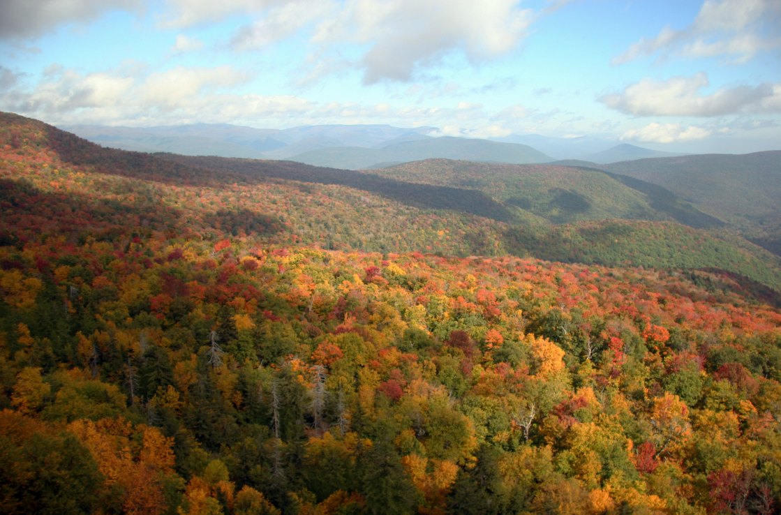 Catskills Mountain