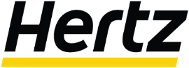 Hertz Car Hire Logo