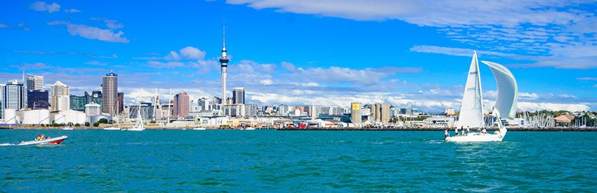 Auckland Trip: Relaxation And Romance Rolled Into One banner