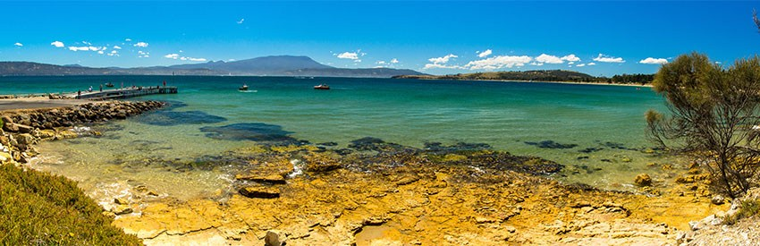 Make good memories on your trip to Hobart with Hertz car hire banner