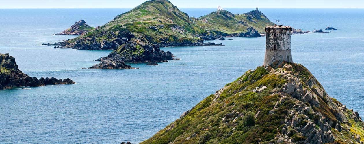 Presqu'île de la Parata
