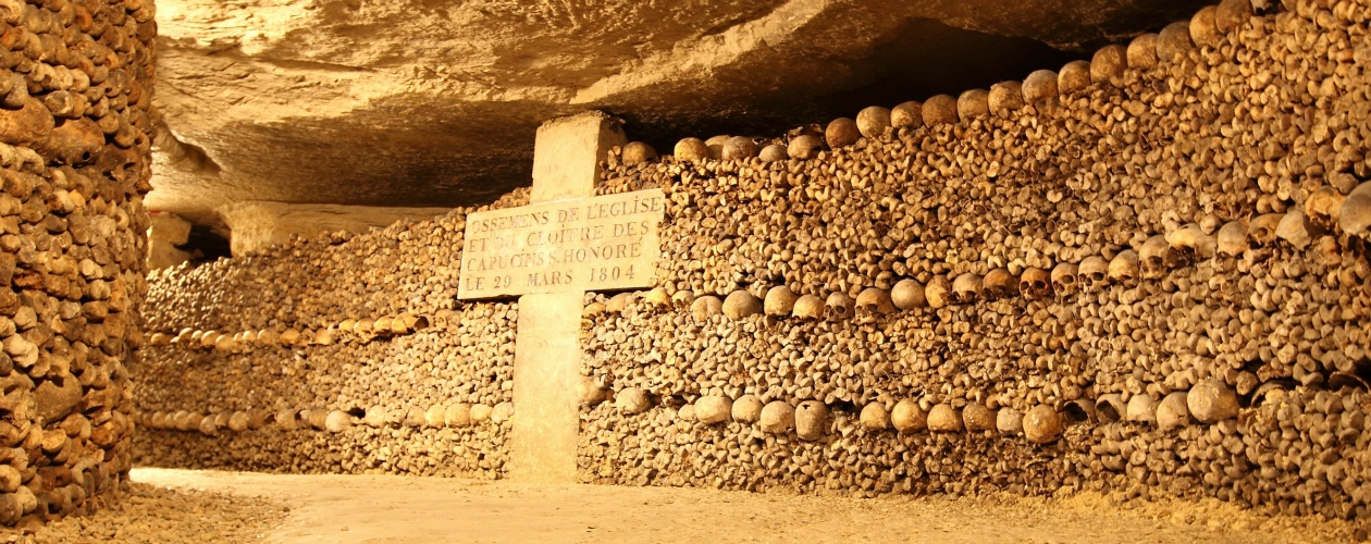 Catacombes de Paris