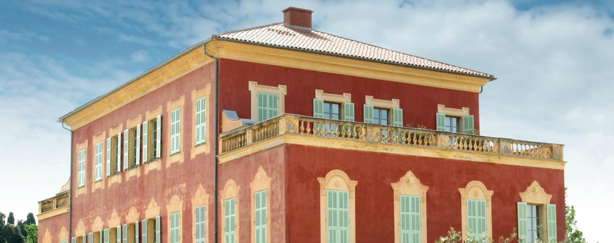 Le Musée Matisse de Nice