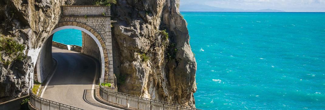 Rijden in en rond Italië