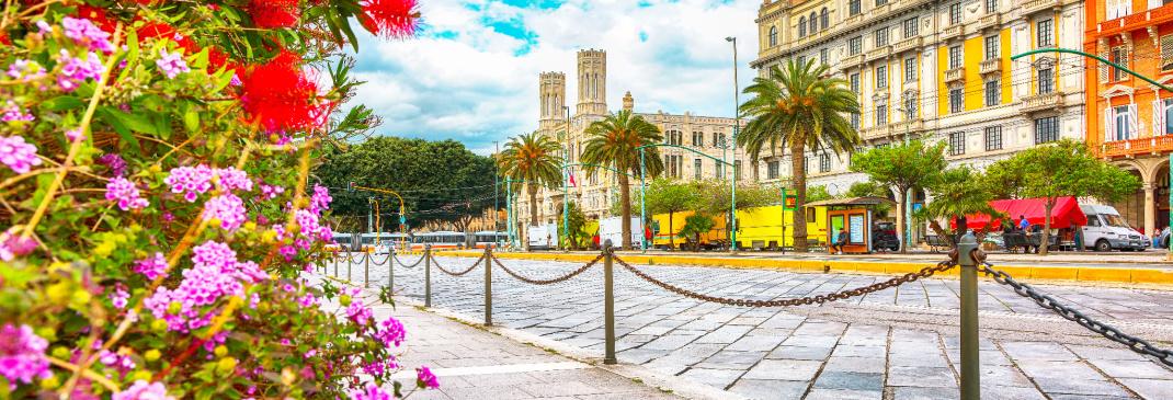 Guidare a Cagliari e dintorni