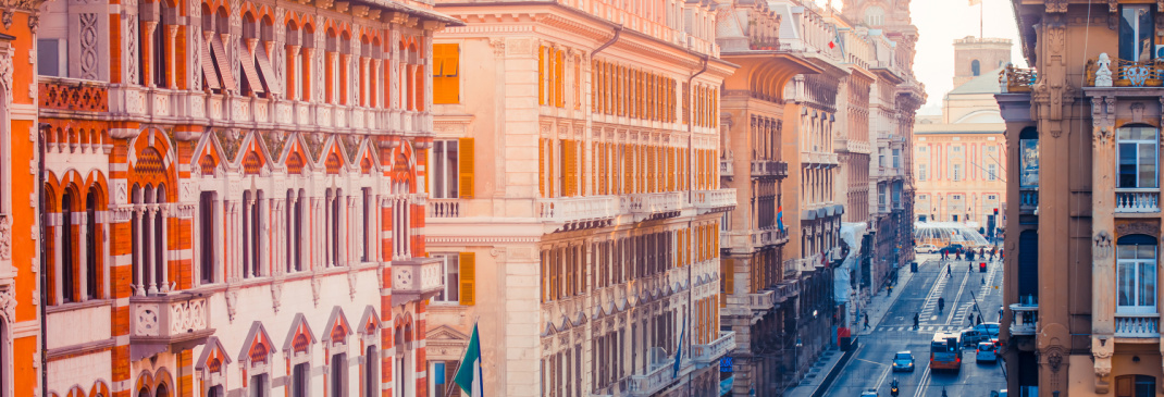 Guidare a Genova e dintorni