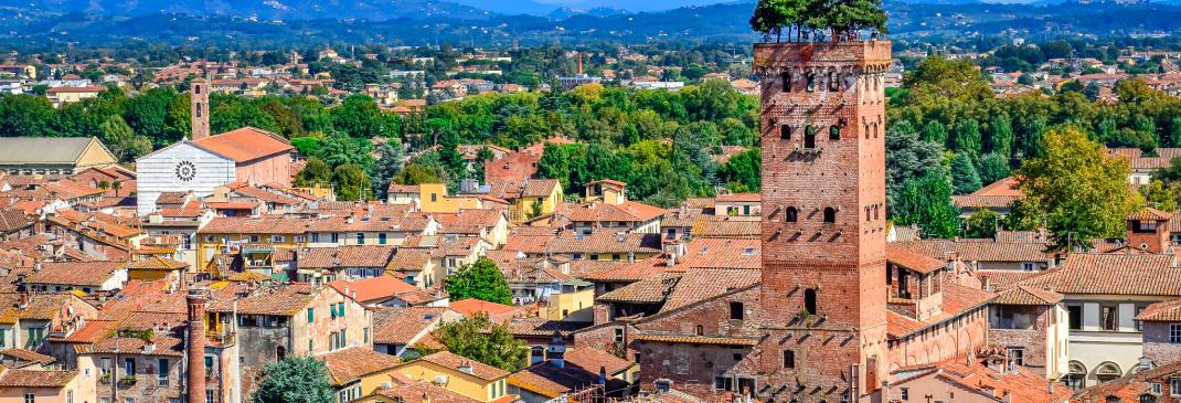 Lucca: cosa vedere