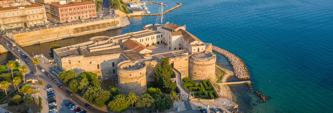 Guidare a Taranto e dintorni