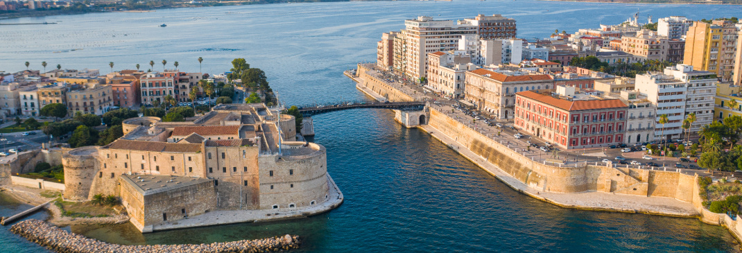 Una breve guida su Taranto
