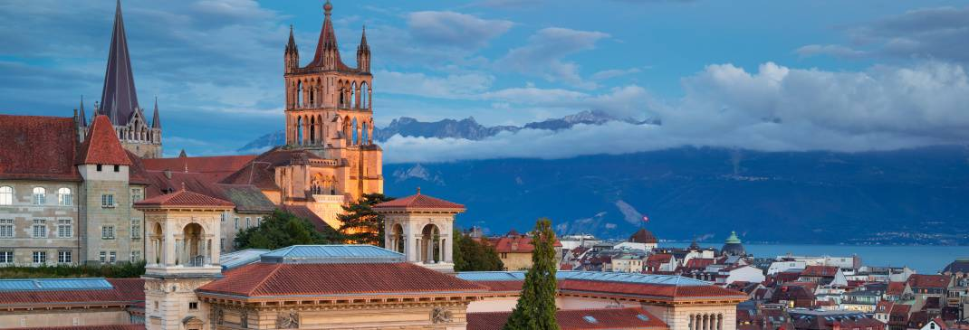 A quick guide to Lausanne