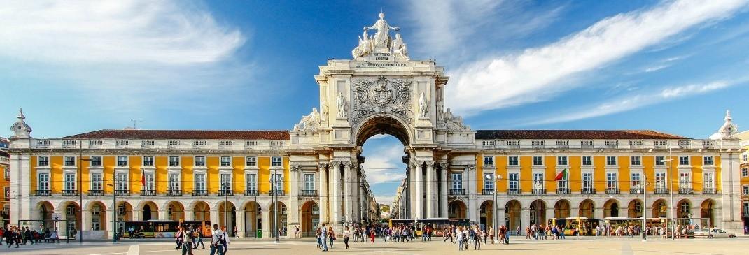 Drive in Lisbon
