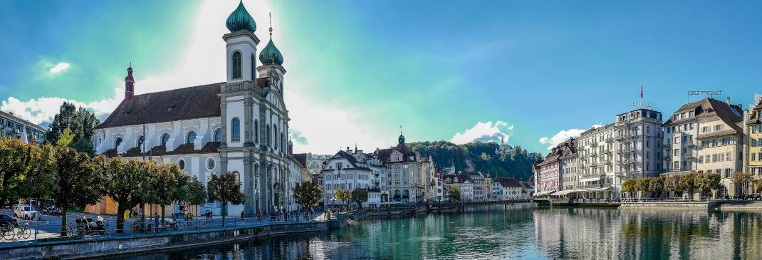 A quick guide to Lucerne